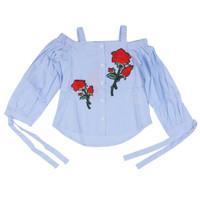 MOEJOE Girls Sabrina T-Shirt Variasi