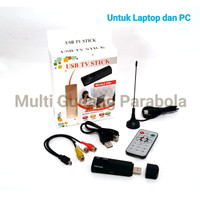 Tv Tuner i Usb Stick 380 Untuk PC dan Laptop