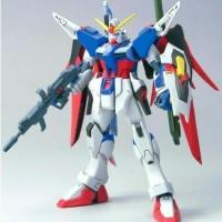 Gundam hongli HG 1/144 destiny bukan Bandai