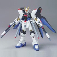 Gundam Hongli hg 1/144 strike freedom bukan Bandai