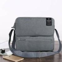messenger bag tas kerja pria travel bag/men sling bag selempang