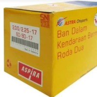 Ban dalam Motor Merk Aspira, Ukuran 200/225-17
