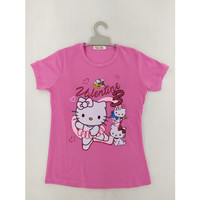 Baju Anak Kekinian Hello Kitty Valentine BABAMU