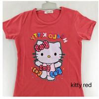 Baju Anak Kekinian Hello Kitty 4Pita BABAMU