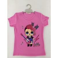 Baju Anak Kekinian LOL ROCK BABAMU