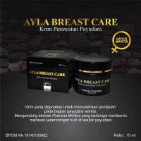 AYLA BREAST CARE Cream Pembesar Pengencang Payudara ASLI Produk NASA