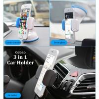 Mount Car Holder Mobil Docking Robot RT-CH01 360 Stand Bracket HP GPS