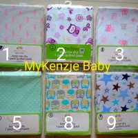Carter Perlak Bayi / Keep Me Dry Quilted Pad 120x70cm