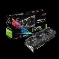 VGA ASUS GTX 1070 Ti STRIX ADVANCE GAMING 8GB DDR5
