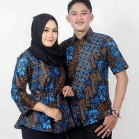 baju batik keluarga batik couple sarimbit seragam batik terbaru modern