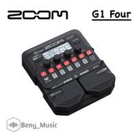 ZOOM G1 Four Efek Gitar Garansi Original