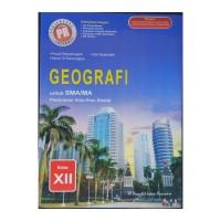 Buku PR Geografi Kelas 12 SMA Terbaru Penerbit PT Intan Pariwara