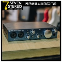 Presonus Audiobox ITwo Bus-Powered USB / IPad Audio / MIDI Interface