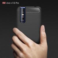 Slim Rugged Tough Armor Soft Spigen Hybrid Case/Casing Vivo V15/Pro
