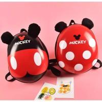 Tas Ransel Backpack Anak Sekolah PAUD Kartun Mickey Mouse Murah Lucu