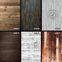 Alas / Background Foto untuk Mini Studio | Motif Kayu | 50 x 100 | 12