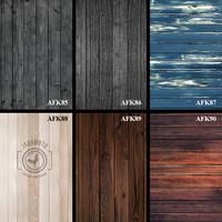Alas / Background Foto untuk Mini Studio | Motif Kayu | 50 x 100 | 15