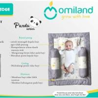 Omiland Baby Mattress Set Panda OWM3141