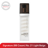 Missha Signature Wrinkle Fill-Up BB Cream SPF 37/PA++ (44gr) - No.23 Natural