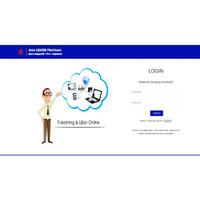 Aplikasi E-Learning Dan Ujian Online (Soal Acak)