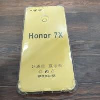 Anti Crack TPU/ Silikon Honor 7X