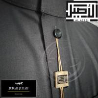 Jubah gamis saudi al asheel / asheel woll original