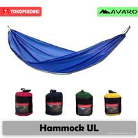 AVARO Hammock Camping Ultralight Ayunan Susun Kuat