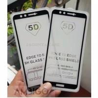 Tempered Glass 5D Honor 9 Lite Full Cover Ambigo