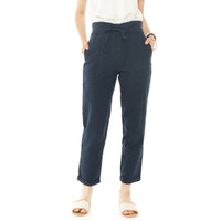 Anvaya Pants in Navy - Beatrice Clothing