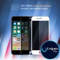 Tempered Glass 3D AP+MAX Nillkin iPhone 7 / 8 Anti Spy Privacy Ori