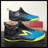 Hot Product Sepatu Futsal Specs Metasala Musketeer Black Coctail Blue