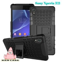 Case Sony Xperia Z2 soft case casing back cover RUGGED ARMOR