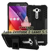 Asus Zenfone 2 Laser 5.5 ZE550KL soft case casing cover RUGGED ARMOR