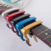 Aksesoris Capo / Kapo Penjepit Gitar - Guitar Capo