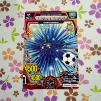 strong animal kaiser normal black long spine urchin soccer ball s2
