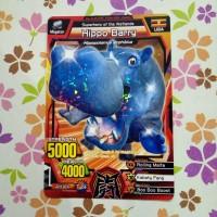 strong animal kaiser normal hippo barry soccer ball s2
