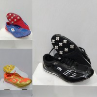 Sepatu Spike Sprint / Lari / Atletik / Paku PANTHER NEW MODEL