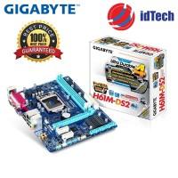 Motherboard Gigabyte Socket 1155 (GA-H61M-DS2) Resmi