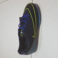 ORI sepatu futsal junior ogardo cavani warna hitam biru 100%