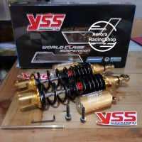 Shock YSS New G Plus 335MM Gold Series Nmax 155 Original Thailand
