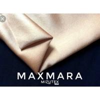 Bahan Kain Maxmara Premium _ Bahan Maxmara Silk