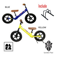 Sepeda London taxi balance bike / Push Bike Go Send