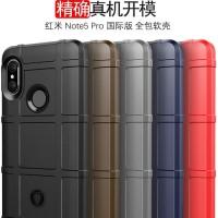 Case Xiaomi redmi note 7 Rugged Armor shield Military soft casing