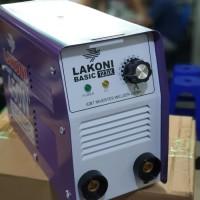 Lakoni mesin las inverter Basic 123iX 450 watt