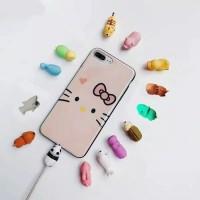 ANIMAL CABEL BITE Iphone micro USB USBS C MacBooK pelindung kabel sav