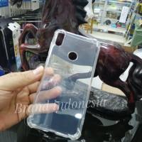 Asus Zenfone Max Pro M1 Jelly Case Anti Crack Bening