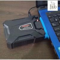 Vacuum USB Cooler Cooling Fan Pendingin Notebook Laptop Speed Adjust