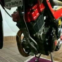 recommended satria Akrilik fu pelindung busi aksesoris motor