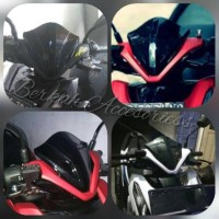 best seller all new 2019 125 vario Visor vario 150 aksesoris motor