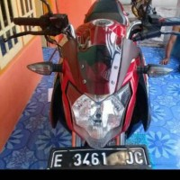 sale - New Windshield Vixion 28cm Yamaha Visor NVA aksesoris motor